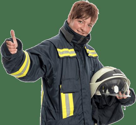 feuerwehrfrau-bekleidung-beruf
